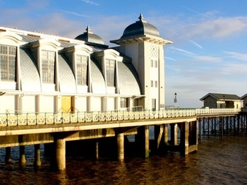 Penarth Pier venue photo