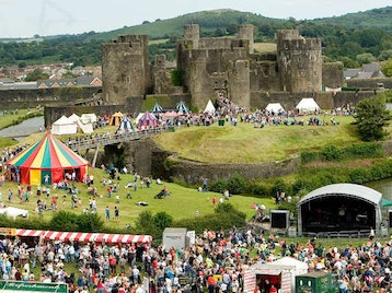 Caerphilly Big Cheese Festival 2014 picture