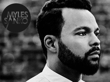 Myles Sanko artist photo