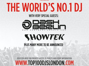 DJ Mag Top 100 DJs Party: Dash Berlin + Showtek + Aly & Fila + Andrew Rayel + Don Diablo + Dyro + Riva Starr + Flashmob + Copy Paste Soul picture