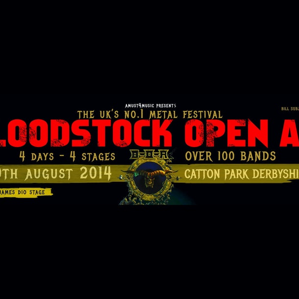 Bloodstock Open Air 2014