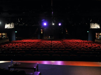 Leicester Square Theatre venue photo