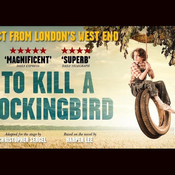 To Kill A Mockingbird Tour Dates