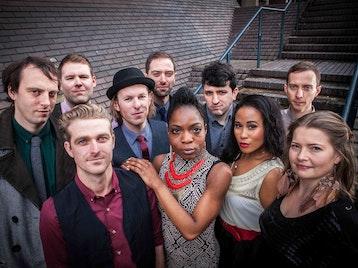 London Afrobeat Collective artist photo