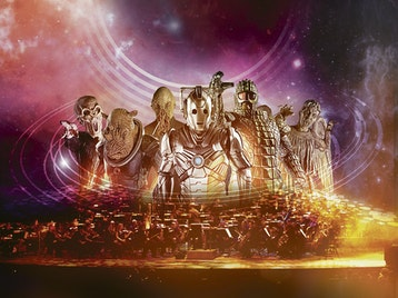Picture for Doctor Who Symphonic Spectacular