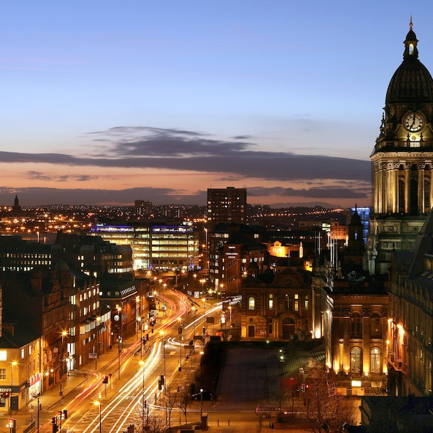 Leeds Town Hall Events