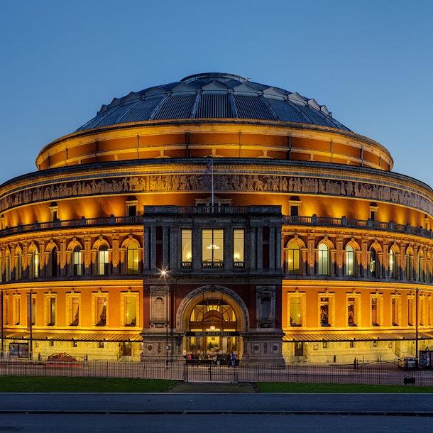 Royal Albert Hall Events