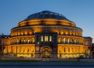 Royal Albert Hall artist photo