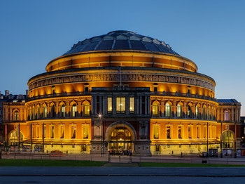 Royal Albert Hall venue photo