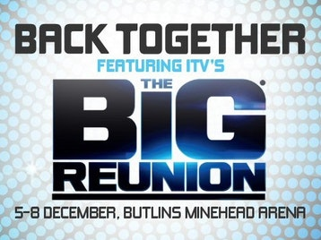 Big Reunion: Soul II Soul + Scouting For Girls + The Cuban Brothers + Brandon Block + FIVE + Eternal + a1 + Damage + B*Witched + 911 + Blazin' Squad + Big Brovaz picture