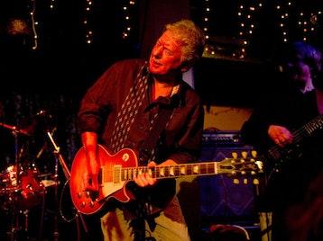 Mick Ralphs Blues Band artist photo