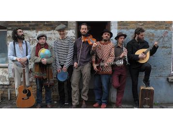 Woodburner: The Turbans Album Launch: The Turbans picture