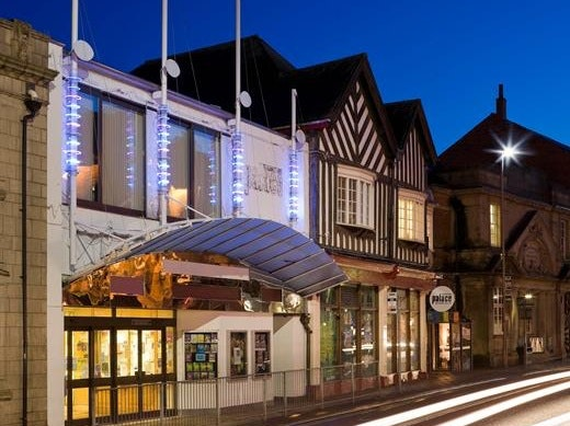 Mansfield Palace Theatre Events