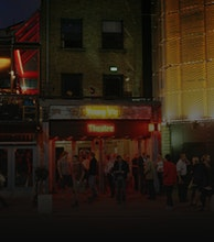 Young Vic Theatre artist photo