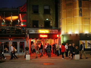 Young Vic Theatre venue photo