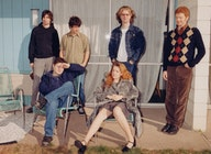 The New Pornographers artist photo