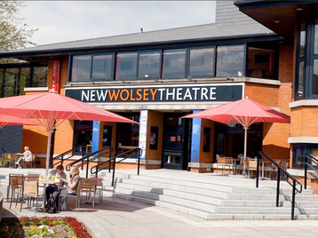 New Wolsey Theatre picture