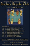 Flyer thumbnail for Bombay Bicycle Club + Peace + SIVU