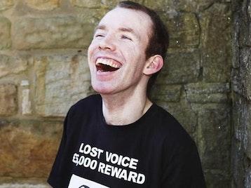 Lee Ridley (Lost Voice Guy) artist photo