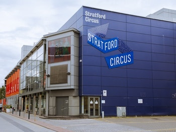 Stratford Circus Arts Centre venue photo