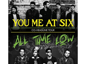 You Me At Six + All Time Low picture