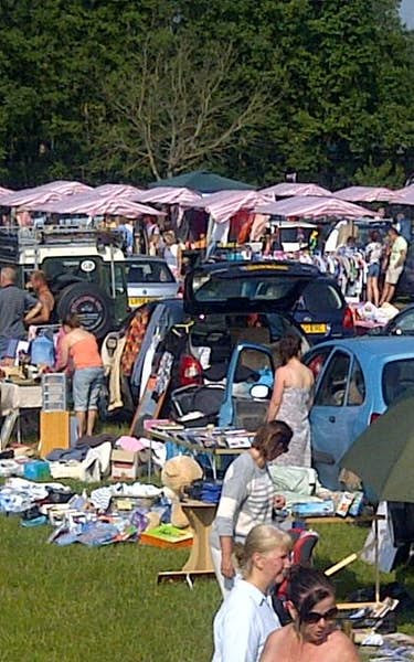 Stonham Barns Car Boot Sale Events