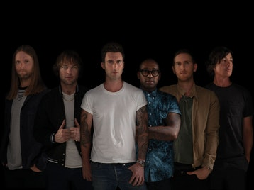 Maroon 5 artist photo