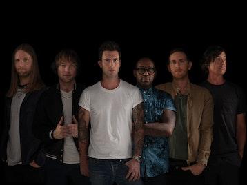 Maroon 5 + Robin Thicke + PJ Morton picture