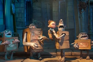Image for The Boxtrolls