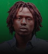 Emmanuel Jal artist photo