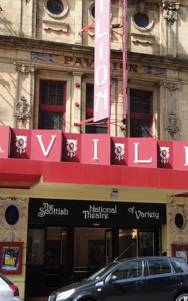 The Pavilion Theatre Events