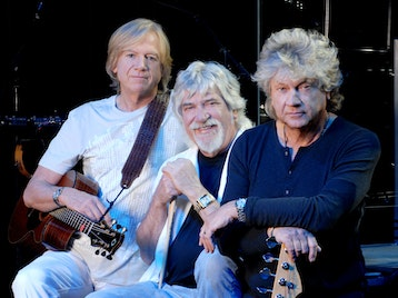 The Moody Blues artist photo