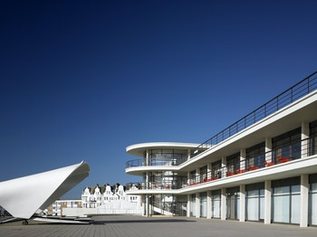 De La Warr Pavilion venue photo