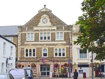 The Gateway Theatre at Seaton Town Hall venue photo