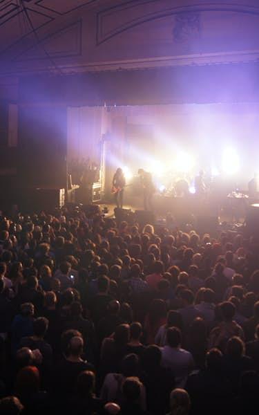 York Hall Events