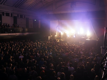 York Hall venue photo