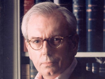 Dr David Starkey artist photo