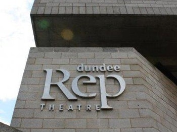 Dundee Rep Theatre venue photo