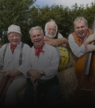 The Wurzels artist photo