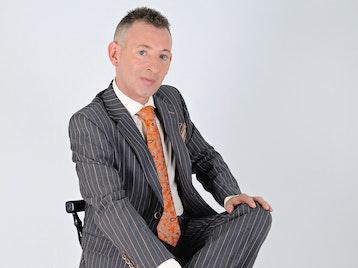 Colin Fry artist photo