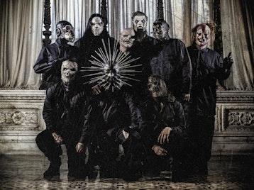Slipknot artist photo