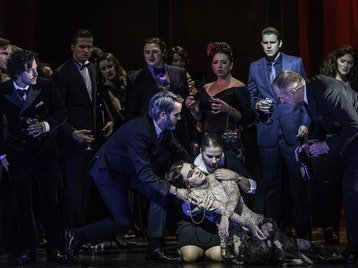 Rusalka: Glyndebourne Touring Opera picture