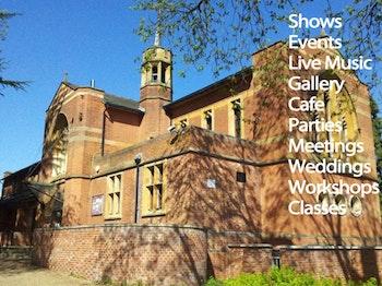 Trestle Arts Base venue photo