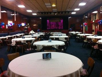 Queens Social Club venue photo