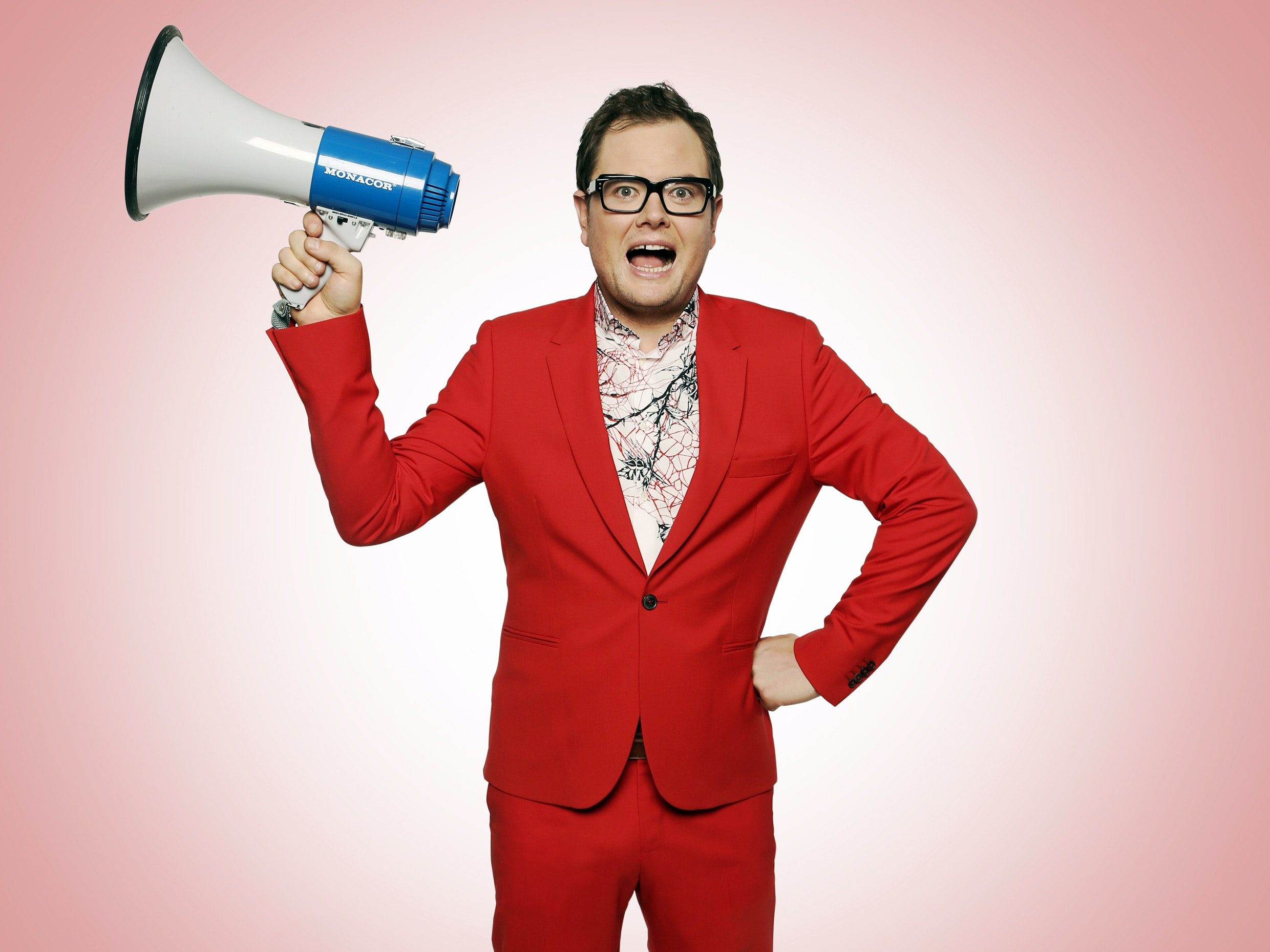 Alan carr dating