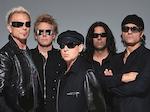 Scorpions artist photo