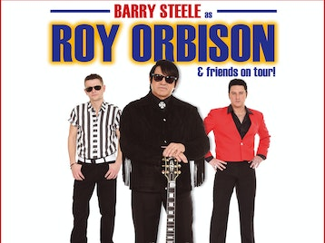 Roy Orbison And Friends: Barry Steele + Boogie Williams as Jerry Lee Lewis + Paul Molloy as GI Elvis picture