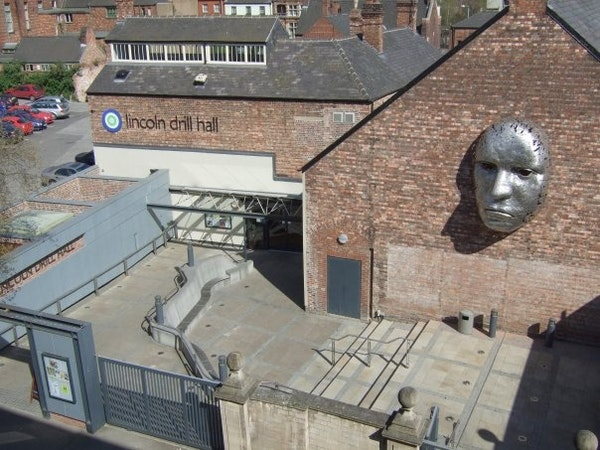 Lincoln Drill Hall Events
