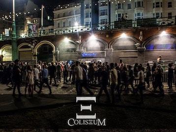 Coliseum venue photo