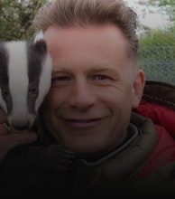 Chris Packham artist photo